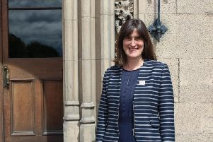 Helen Harrison, who has been deputy head for more than ten years, is replacing Mr Stanford and will be the first woman to front the school in its 150-year history