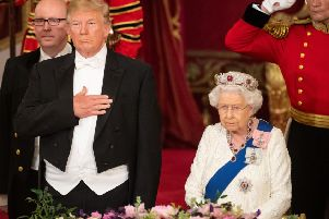 The Queen has met every president since Eisenhower but the special relationship has always been overplayed. Picture: Getty