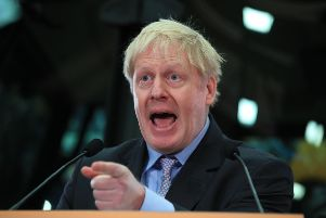 Boris Johnson will be the next Tory leader, says Ayesha Hazarika. Picture: Peter Byrne/PA Wire