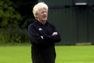 Gordon Strachan began his career at Dundee. Picture: Lisa Ferguson