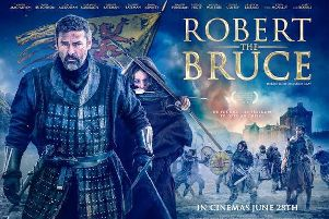 Angus Macfadyen revived his portrayal of Robert the Bruce in Braveheart in the new film.