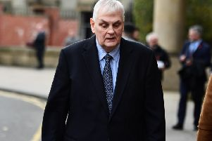 Celtic Boys Club founder and coach Jim Torbett was jailed for six years last November after being convicted of abusing three boys between 1986 and 1994. Picture: John Devlin