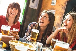 Youngsters whose parents are relaxed about drinking are more likely to use - and overuse - alcohol, research suggests.