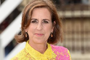 Kirsty Wark PIC: Stuart C. Wilson/Getty Images