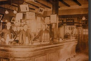 The Prestonpans Gothenburg pub, also known as The Trust Tavern - and later The Forth Tavern-  was opened in 1908.  East Lothian Library Service.