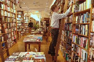 Bookseller Topping & Company will open a new shop in central Edinburgh this year