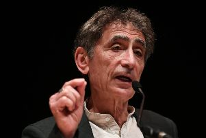 Addiction expert Gabor Mate. Picture: John Devlin