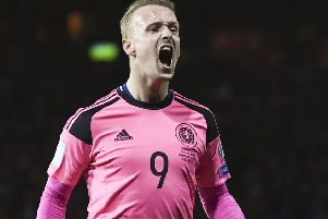 Leigh Griffiths can play a vital role in Scotland's vital home ties in September.