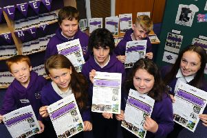 Langlees newspaper is good news for young writers