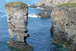 Yesnaby, on the west coast of Orkney mainland, is one of the stops featured on the folklore trail. PIC: Creative Commons.