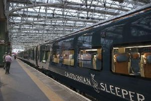 The 150 million new Caledonian Sleeper fleet has been dogged with faults since being introduced in April. Picture: The Scotsman