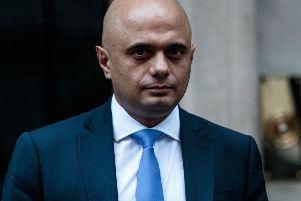 Home Secretary Sajid Javid is running to be leader of the Conservative Party
