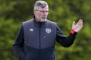 Hearts manager Craig Levein is working to a long-term plan devised by himself and Ann Budge