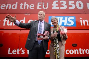 Anyone who thinks the NHS will get an extra �350 million a week as a result of Brexit may be disappointed (Picture: Stefan Rousseau/PA Wire)