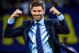 Steven Gerrard  hopes to have much to celebrate in Europe this coming season.
