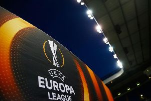 Scotland's Europa League entrants will find out their first round opponents on Tuesday.