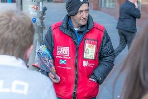 Paul Kelly. Picture: Big Issue