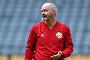 Steve Clarke is looking to revive the national team after working wonders with Kilmarnock. Picture: Andrew Milligan/PA Wire