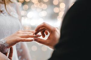 Weddings can be an expensive occasion - but the price can vary depending on where you choose to get wed.