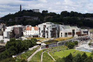 A report by Holyrood's economy committee has unanimously backed the creation of the bank. Picture: PA