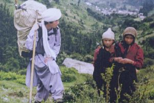 Rory Stewart, seen hereon one of his intrepid journeys through the Himalayas in 2002, should reconsider some of his political beliefs, says Kevan Christie