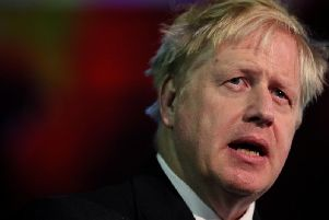 Boris Johnson has been under fire over police being called to his girlfriend's flat