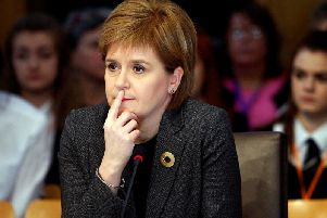 """Nicola Sturgeon is """"absolutely confident"""" Scots will back independence"""