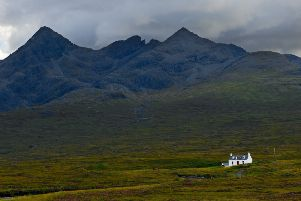 Many parts of the Highlands offer far more accommodation to tourists than they do to their own population. Picture: contributed