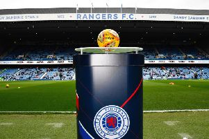 Five big name players are set to leave Ibrox. Picture: SNS