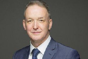 Chief executive Robin Watson pointed to significant growth in operating profit. Picture: Contributed