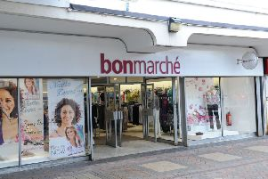 Bonmarche operates hundreds of stores across the UK. Picture: Alan Watson