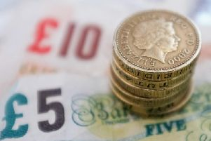 A third of Scots borrow money from friends and family.