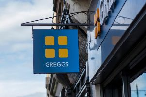 Will you be getting Greggs goodies delivered to your doorstep? (Photo: Shutterstock)