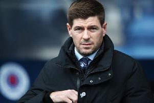 Steven Gerrard has been linked with the Derby County manager position.