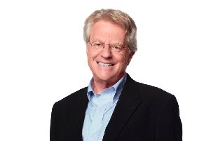 Jerry Springer will be deliver the Alternative Maggart Lecture at this year's Edinburgh TV Festival.