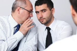 Complaints about colleagues are one of the most common moans.