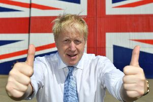Boris Johnson has said the UK will leave the EU with or without a deal on 31 October (Picture: Dominic Lipinski - WPA Pool/Getty Images)