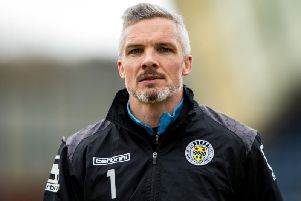 Jim Goodwin has been announced as the new St Mirren manager. Picture: SNS