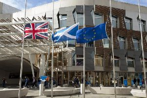 The Scottish Parliament needs to be more than just a talking shop about independence and the union (Picture: Ian Rutherford)