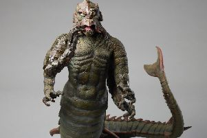 The Kraken, from Clash of the Titans.