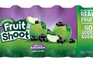 Only a multipack sold between 22 and 28 June is believed to be affected.