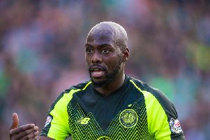 Youssouf Mulumbu's Celtic career is over after just a handful of games