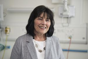 Health Secretary Jeane Freeman said delayed discharge was her number one priority, but figures are continuing to rise.
