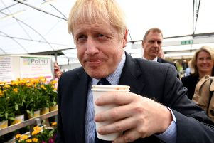 Boris Johnson said taxing milkshakes 'seems to clobber those who can least afford it' (Picture: Stefan Rousseau/PA Wire)