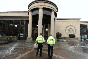 The trial took place at the High Court in Glasgow. Picture: John Devlin