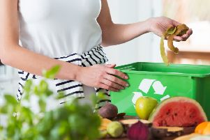 Disposing of fruit and vegetable peel in the correct way can help to power Scottish homes. Picture: Getty