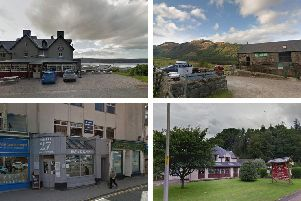 These are some of Scotland's best far-flung pubs according to CAMRA (Photo: Google Maps)