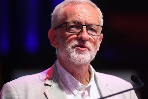 People seem to be losing trust in Jeremy Corbyn and his choice of advisers is one reason why (Picture: PA)