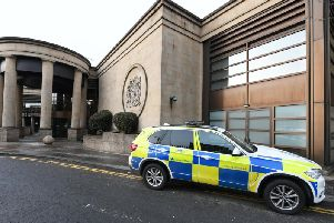 The trial took place at the High Court in Glasgow. Picture: PA