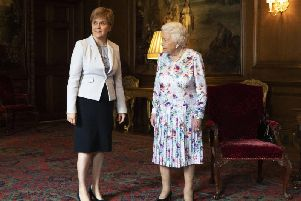 Mr Hunt said he would like to see more focus from Nicola Sturgeon.